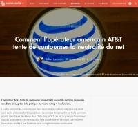 [Numerama] Comment l'opérateur américain AT&T tente de contourner la neutralité du net