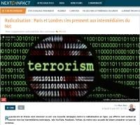 [NextINpact] Radicalisation : Paris et Londres s'en prennent aux intermédiaires du Net