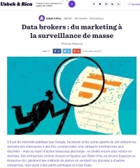 [Usbek&Rica] Data brokers : du marketing à la surveillance de masse