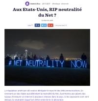 [UsbeketRica] Aux Etats-Unis, RIP neutralité du Net ?