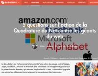 [Numerama] 5 questions sur l'action de la Quadrature du Net contre les géants du web