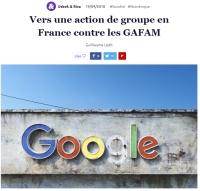 [Usbek&Rica] Vers une action de groupe en France contre les GAFAM