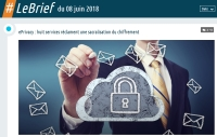 [NextINpact] ePrivacy : huit services réclament une sacralisation du chiffrement
