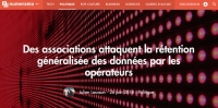 [Numerama] Des associations attaquent la rétention généralisée des données par les opérateurs