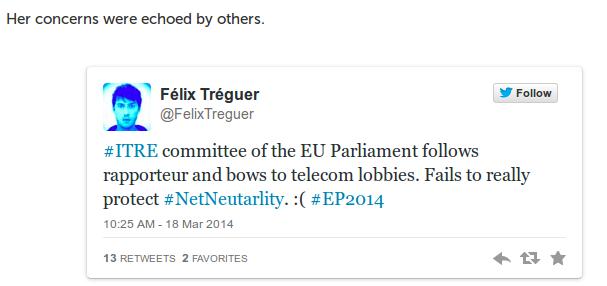 Felix Treguer tweet