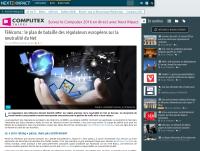 [NextINpact] Télécoms : le plan de bataille des régulateurs européens sur la neutralité du Net