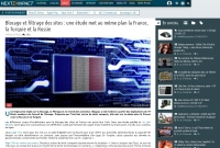[NextINpact] Blocage et filtrage des sites: une étude met au même plan la France, la Turquie et la Russie