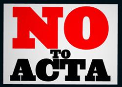 No to ACTA