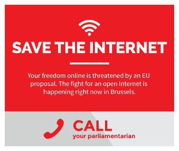 Save the Internet!
