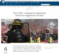 [BFMTV] Euro 2016 : comment les opérateurs suivent les supporters à la trace