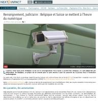 [NextINpact] Renseignement, judiciaire : Belgique et Suisse se mettent à l'heure du numérique