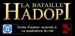 la bataille hadopi