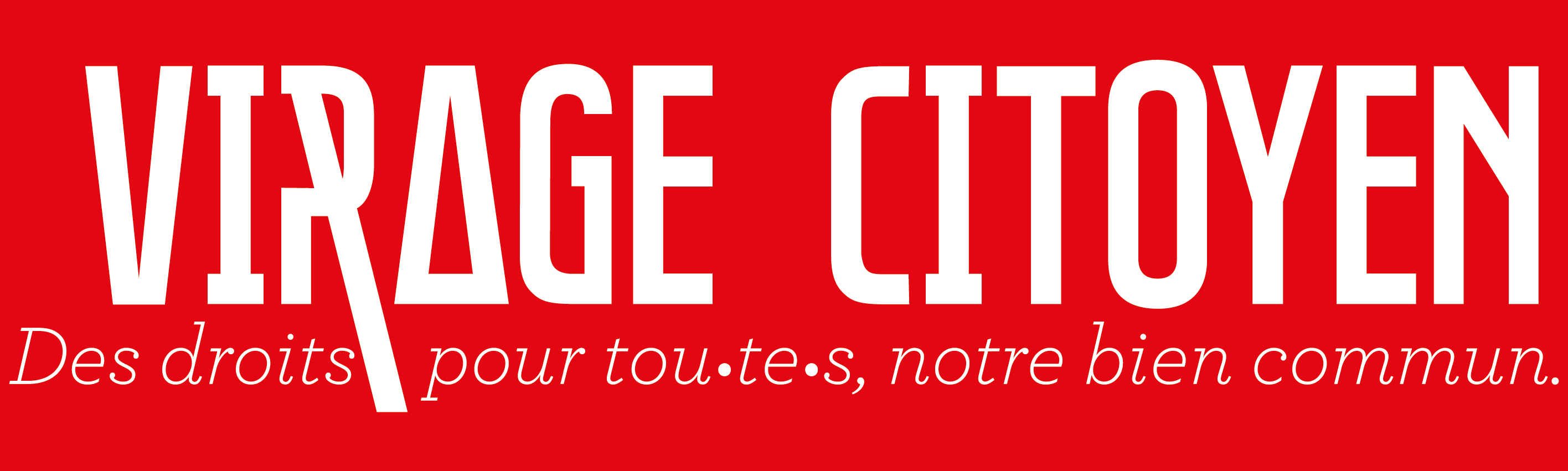 Logo Virage Citoyen
